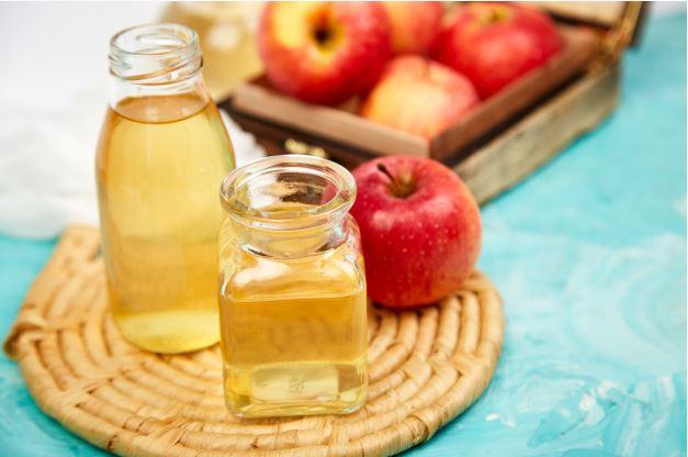 Giấm táo giúp trị bệnh vảy nến