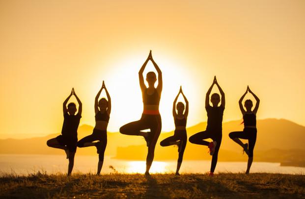 Tập Yoga giúp giảm nguy cơ chàm phát triển