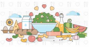 20 thực phẩm giảm cân thân thiện