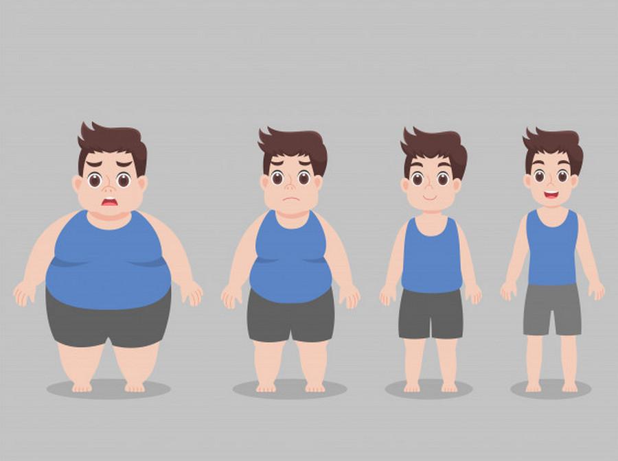 Các lợi ích của giảm cân nhanh