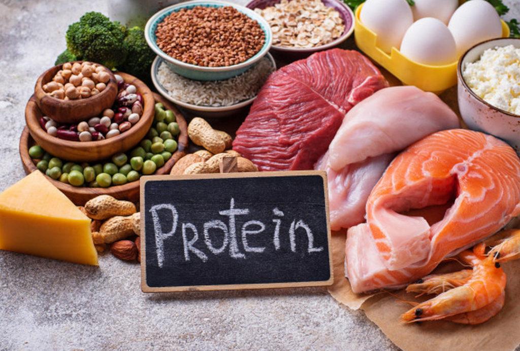 Nên ăn bao nhiêu protein mỗi ngày