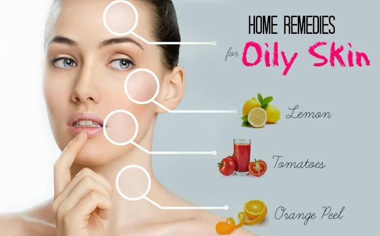 Các biện pháp khắc phục da dầu tại nhà