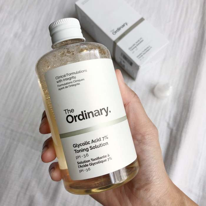 Sản phẩm The Ordinary Glycolic Acid 7% Toning Solution