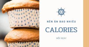 Nên ăn bao nhiêu calo mỗi ngày để giảm cân