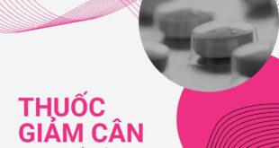 12 loại thuốc giảm cân phổ biến nhất hiện nay