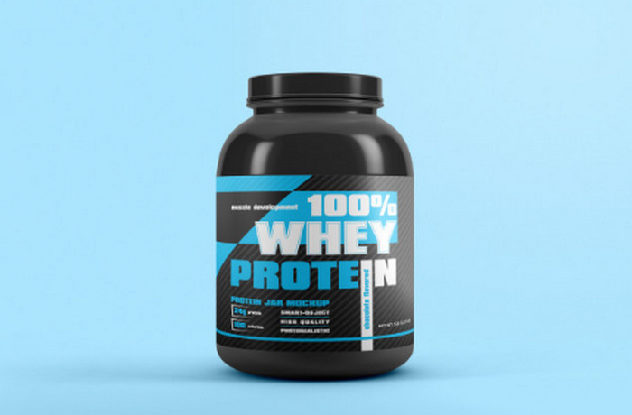 Whey protein goúp bạn giản cân hiệu quả