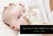 20 Cách trị đờm cổ tại nhà bạn nên biết