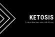 7 Cách đưa bạn vào chế dộ Ketosis dễ dàng