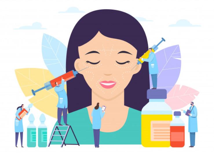 Hyaluronic Acid thần dược chăm sóc da mặt