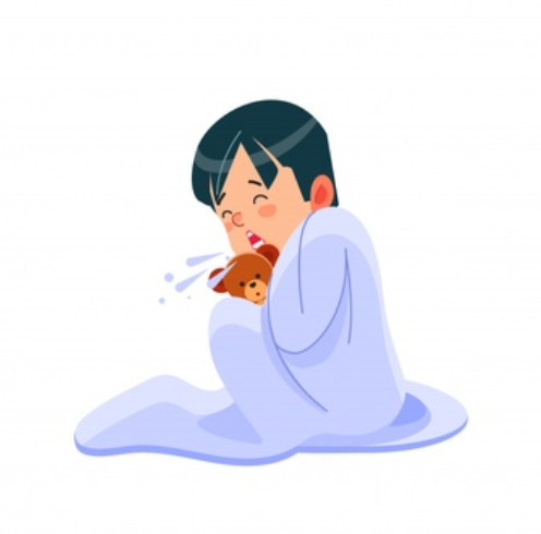 Các triệu chứng cảm cúm ở trẻ em