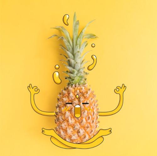 Cách trị ho tại nhà bằng trái dứa