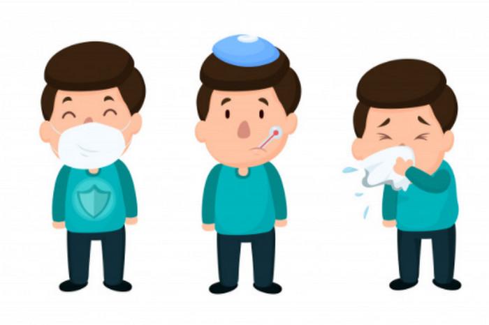 Hình ảnh bệnh cảm cúm