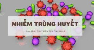 Nhiễm trùng huyết là gì?