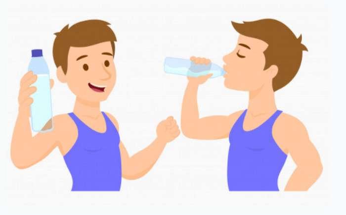 Uống nhiều nước để trị viêm dạ dày ruột