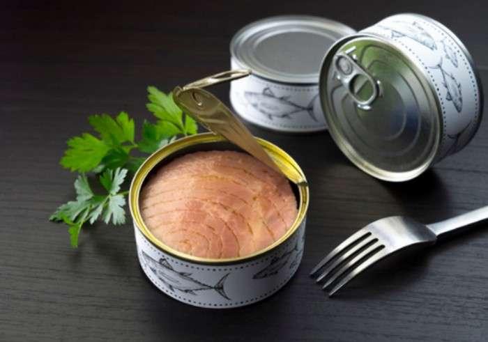 Vitamin D trong cá ngừ đóng hộp rất cao