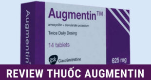Cách dùng thuốc Augmentin