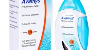 Thuốc chữa viêm xoang mũi Avamys