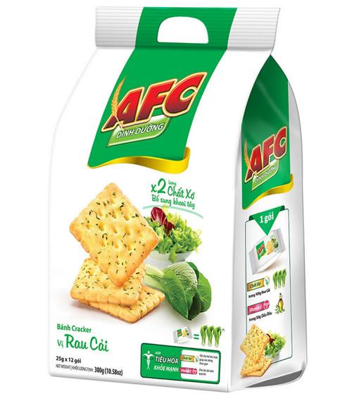 Bánh AFC vị rau cả dành cho người tiểu đường