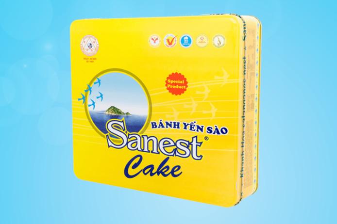 Bánh yến sào Sanest Cake dành cho người bệnh tiểu đường