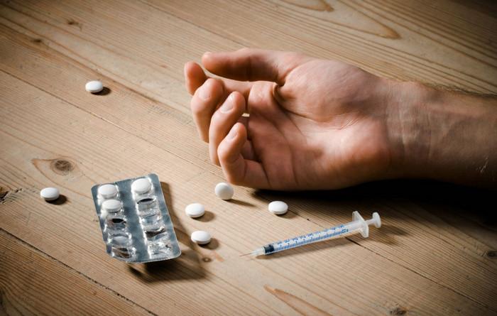 Những tác hại của ma túy đối với con người