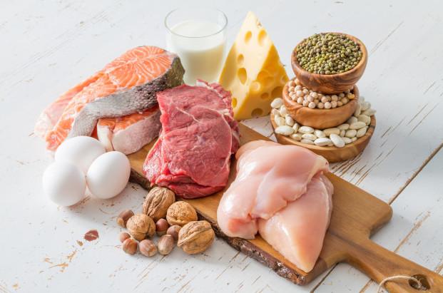 Thực phẩm Protein giúp cơ thể khỏe mạnh