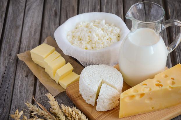 Thực phẩm từ sữa chứa nhiều chất béo bảo hòa
