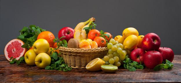 Trái cây chứa nhiều Vitmain và khoáng chất