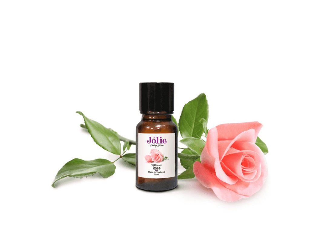 Tinh dầu thiên nhiên từ hoa hồng khơi gợi sự lãng mạn
