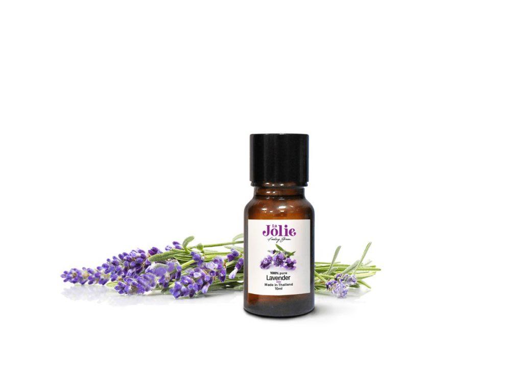 Tinh dầu thiên nhiên hương Lavender giúp đuổi muỗi